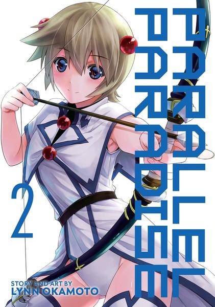 Parallel Paradise Manga Volume 2