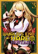 World's End Harem Fantasia Manga Volume 3