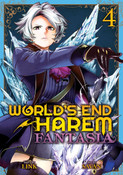 World's End Harem Fantasia Manga Volume 4