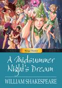 A Midsummer Night's Dream Manga (Hardcover)