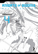 Knights of Sidonia Master Edition Manga Volume 4