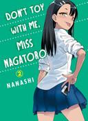 Don't Toy With Me Miss Nagatoro Manga Volume 2