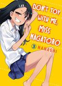 Don't Toy With Me Miss Nagatoro Manga Volume 3
