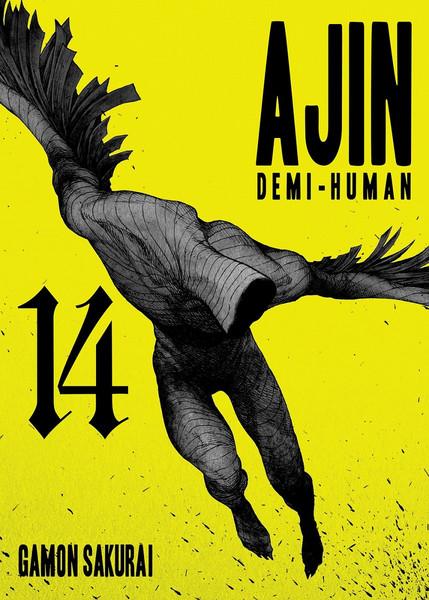 Ajin Demi-Human Manga Volume 14