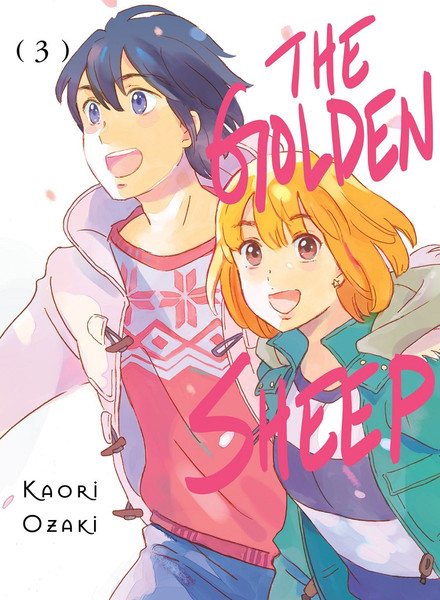 The Golden Sheep Manga Volume 3