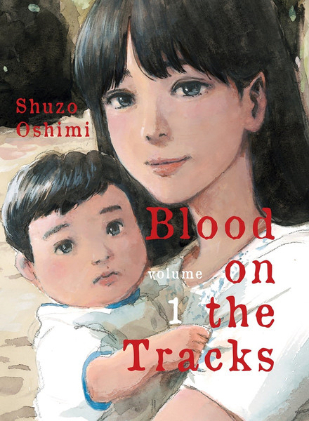 Blood on the Tracks Manga Volume 1