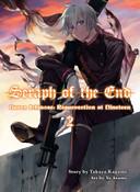 Seraph of the End Guren Ichinose Resurrection at Nineteen Novel Volume 2
