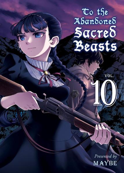 To the Abandoned Sacred Beasts Manga Volume 10