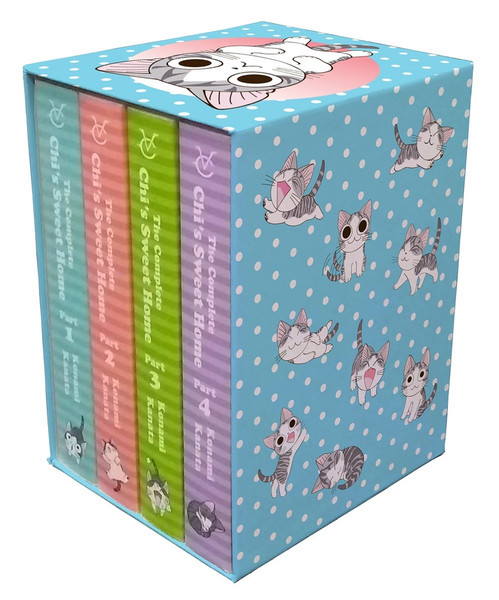 The Complete Chi's Sweet Home Manga Box Set