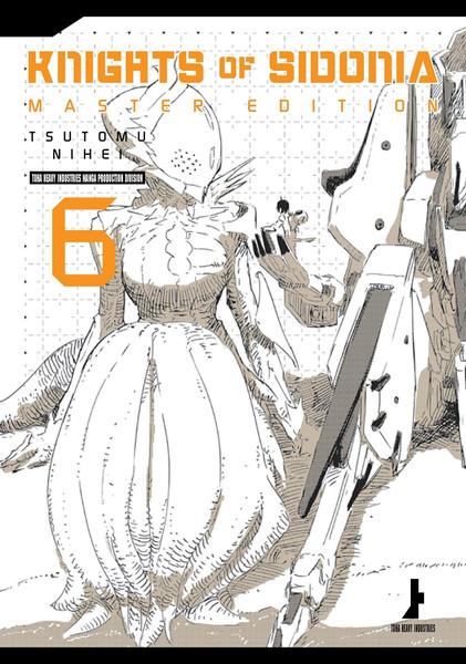 Knights of Sidonia Master Edition Manga Volume 6
