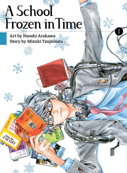 A School Frozen in Time Manga Volume 1