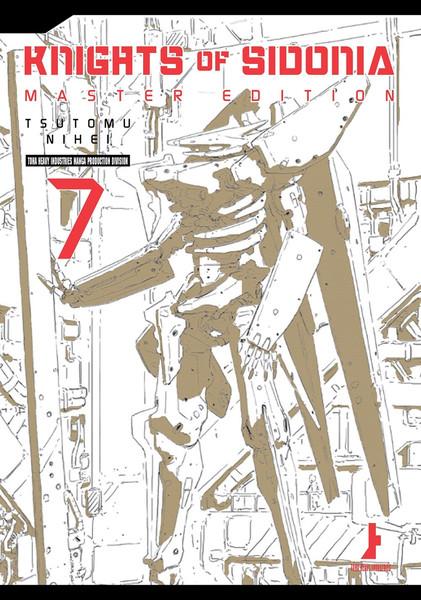 Knights of Sidonia Master Edition Manga Volume 7