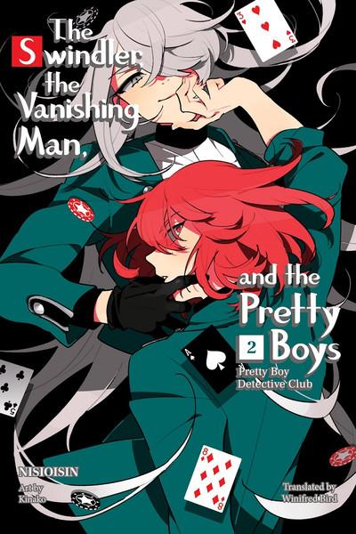 Pretty Boy Detective Club Novel Volume 2