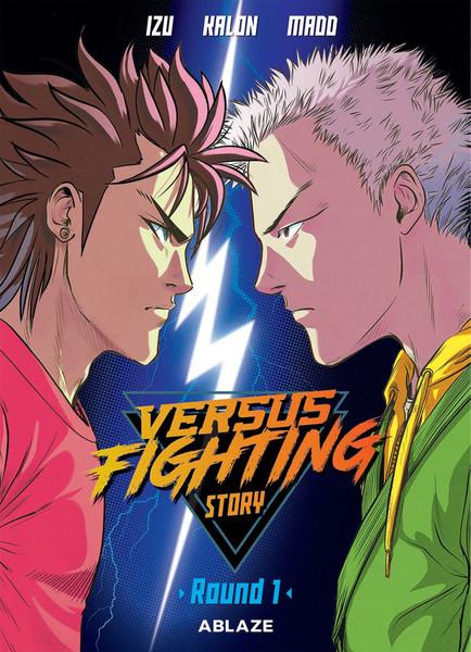 Versus Fighting Story Manga Volume 1