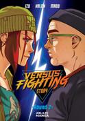Versus Fighting Story Manga Volume 2