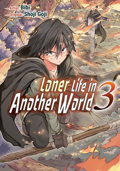 Loner Life in Another World Manga Volume 3