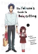 The Yakuza's Guide to Babysitting Manga Volume 1