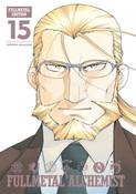 Fullmetal Alchemist Fullmetal Edition Manga Volume 15 (Hardcover)