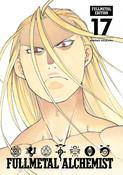 Fullmetal Alchemist Fullmetal Edition Manga Volume 17 (Hardcover)