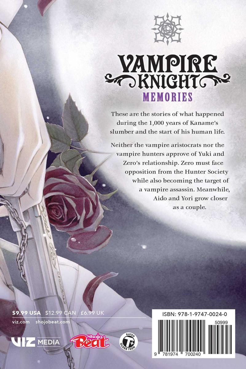 Vampire Knight Memories Manga Volume 2