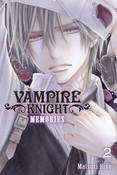 Vampire Knight Memories Manga Volume 2