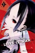 Kaguya-sama Love Is War Manga Volume 1