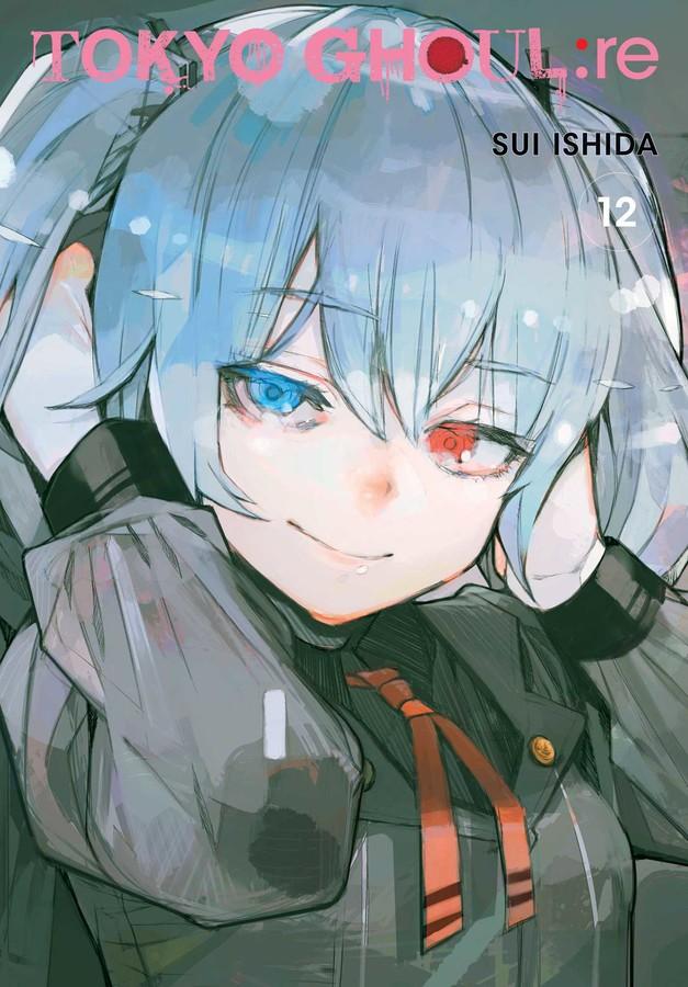 Tokyo Ghoul re Manga Volume 12