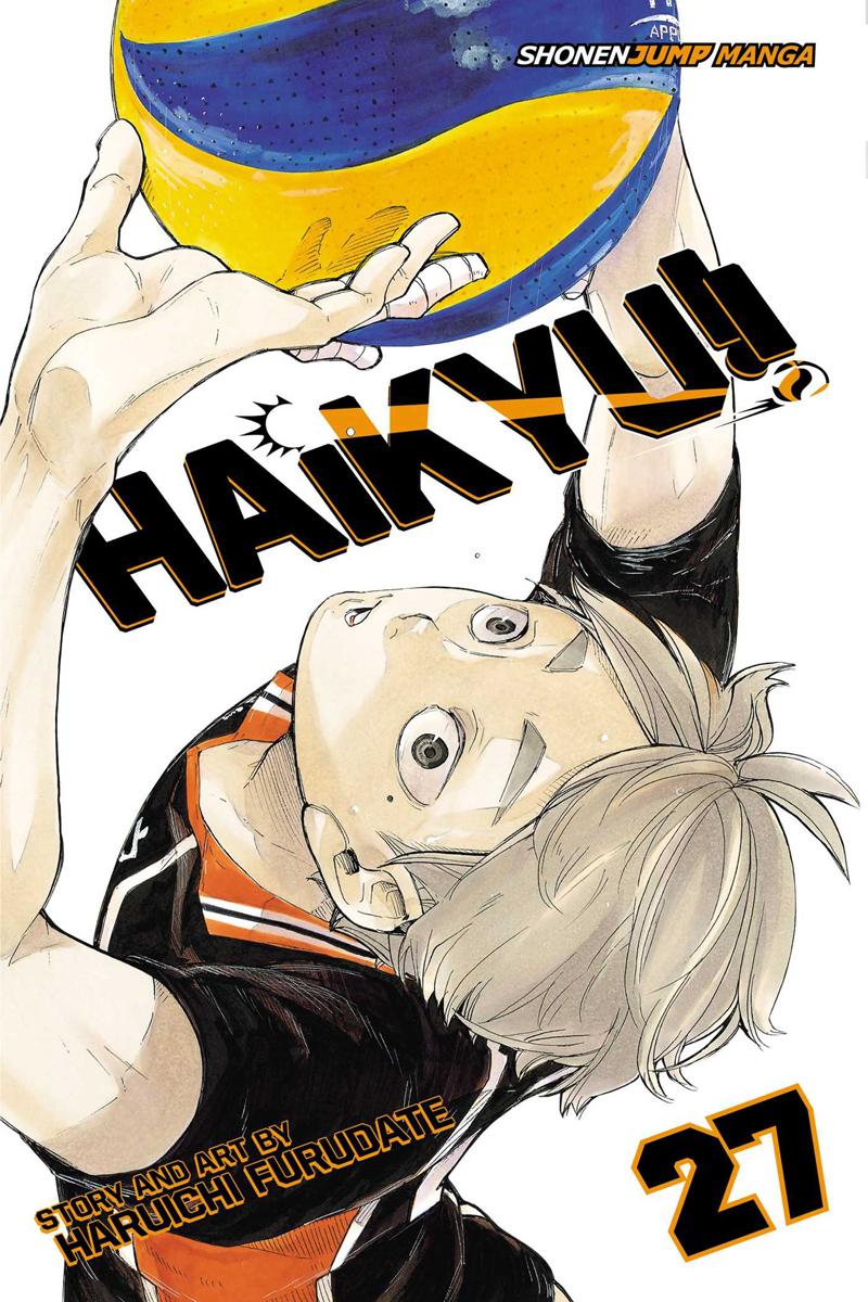 Haikyu!! Manga Volume 27