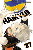 Haikyu!! Manga Volume 27