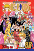 One Piece Manga Volume 86