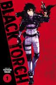 Black Torch Manga Volume 1