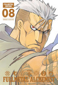 Fullmetal Alchemist Fullmetal Edition Manga Volume 8 (Hardcover)