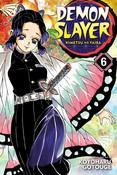Demon Slayer Kimetsu no Yaiba Manga Volume 6