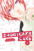 Shortcake Cake Manga Volume 3