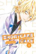 Shortcake Cake Manga Volume 4