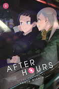 After Hours Manga Volume 3