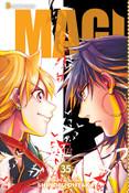 Magi Manga Volume 35