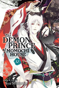 The Demon Prince of Momochi House Manga Volume 12