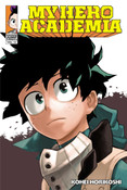 My Hero Academia Manga Volume 15