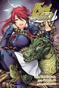 Food Wars! Manga Volume 26
