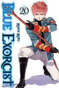 Blue Exorcist Manga Volume 20