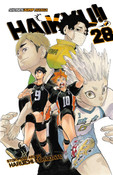 Haikyu!! Manga Volume 28