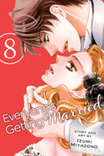 Everyone's Getting Married Manga Volume 8