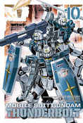 Mobile Suit Gundam Thunderbolt Manga Volume 10