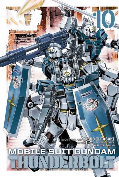 Mobile Suit Gundam Thunderbolt Manga Volume 10