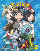 Pokemon Sun & Moon Manga Volume 2