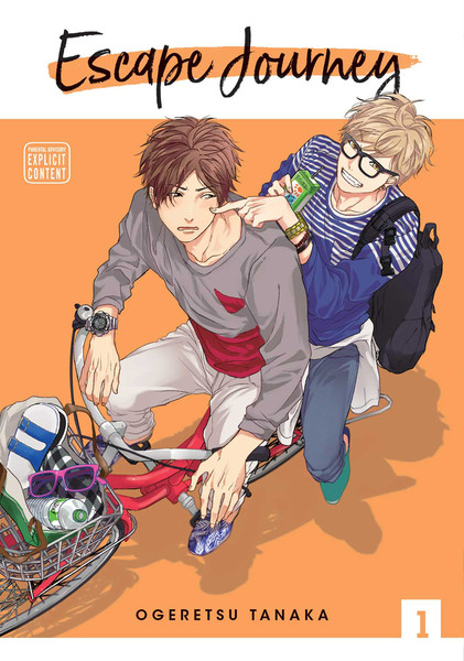 Escape Journey Manga Volume 1