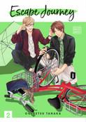 Escape Journey Manga Volume 2