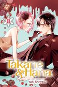 Takane & Hana Manga Volume 8