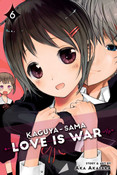 Kaguya-sama Love Is War Manga Volume 6